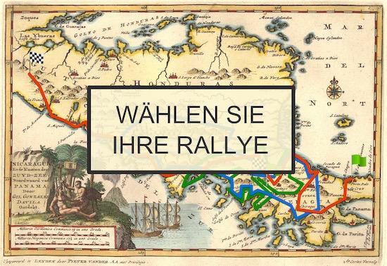 Oldtimer Rallyes Mittelamerika