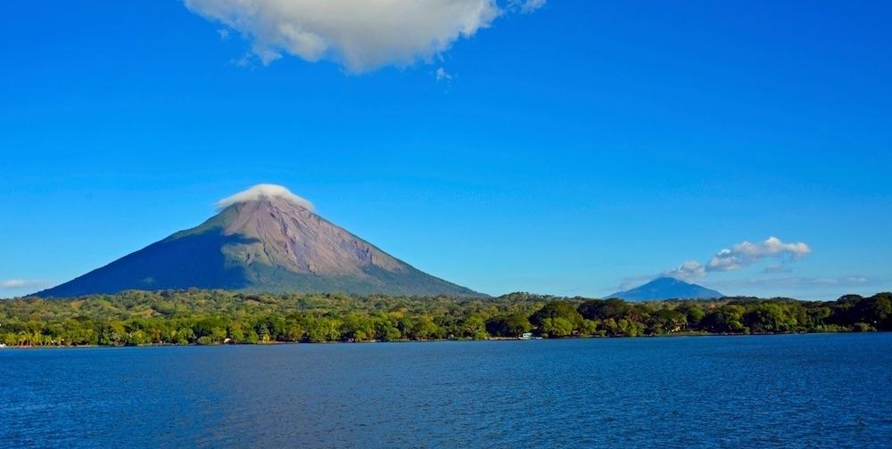 Pan-American Rallye Vulkan Concepcion Isla Ometepe and Lake Nicaragua