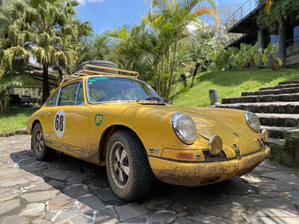 Porsche 911 Rallye La Carrera Panamericana