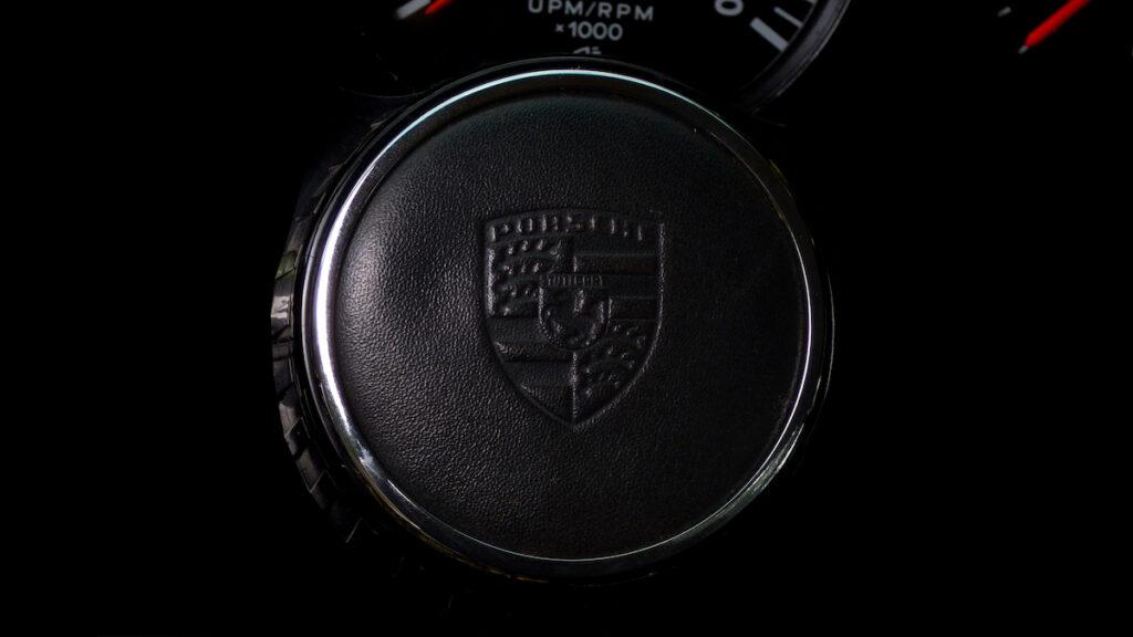 Porsche Rallye Auto 1968 Hupe Oldtimer Reisen
